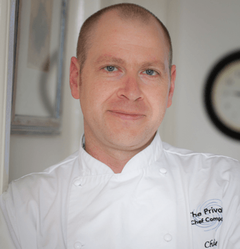 Charlie Ratcliffe (Master Chef of Great Britain) head shot for our catered breaks blog (Darley House)