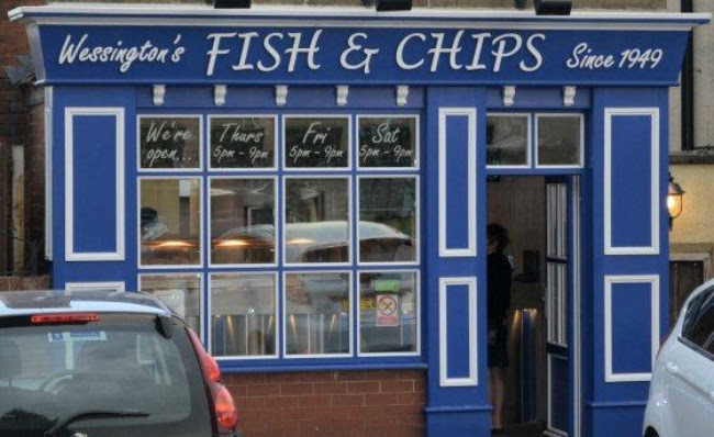 Fish & Chips, Wessington