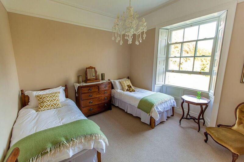 Cressbrook bedroom - Darley House